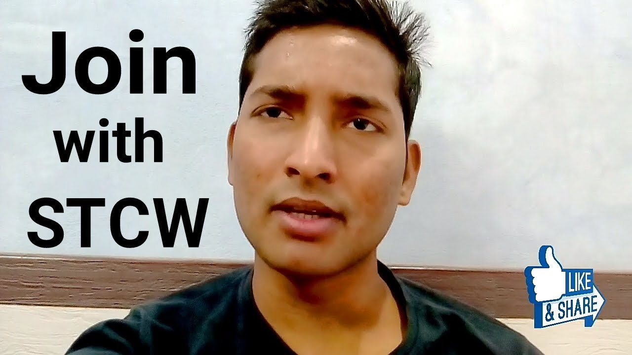 Join Ship With Stcw Certificate Youtube