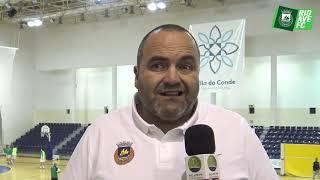 Futsal: Antevisão Rio Ave FC vs SL Benfica
