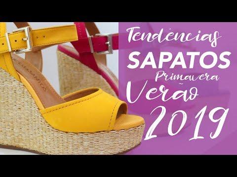 9cfd05e184 Sapatos: Tendência Primavera Verão 2019 - Vício de Menina - YouTube