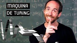 ¿qué es una máquina de turing?