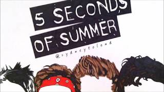 broken home - 5 seconds of Summer - lyrics