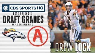 Drew Lock has a little BRETT FAVRE in his game |NFL Draft 2019 | CBS Sports HQ
