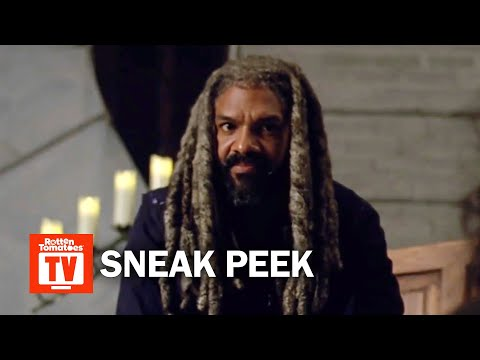 The Walking Dead S09E13 Sneak Peek | 'A Threat to the Kingdom' | Rotten Tomatoes TV
