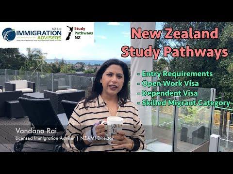 Study Pathways NZ | Post Graduate Diplomas & Master Degrees | Vandana Rai | IANZ