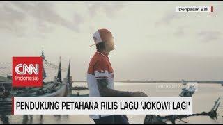 Pendukung Petahana Rilis Lagu 'Jokowi Lagi'