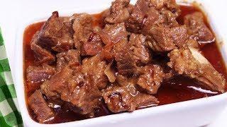 Gorur Mangsho Ranna Eid Recipe