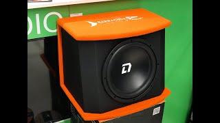 Басуха за 10к? Новый активный сабвуфер DL Audio BARRACUDA 12A