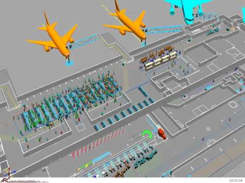 multi agent system for traffic simulation in For analysis of various traffic systems thus microscopic traffic simulation has become (multi agent system randomized in road traffic)  multi-agent system.