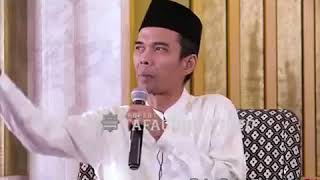Kisah Umar Bin Khattab Akan Dibunuh Hamzah Dengan Pedangnya Sendiri - Ustadz Abdul Somad