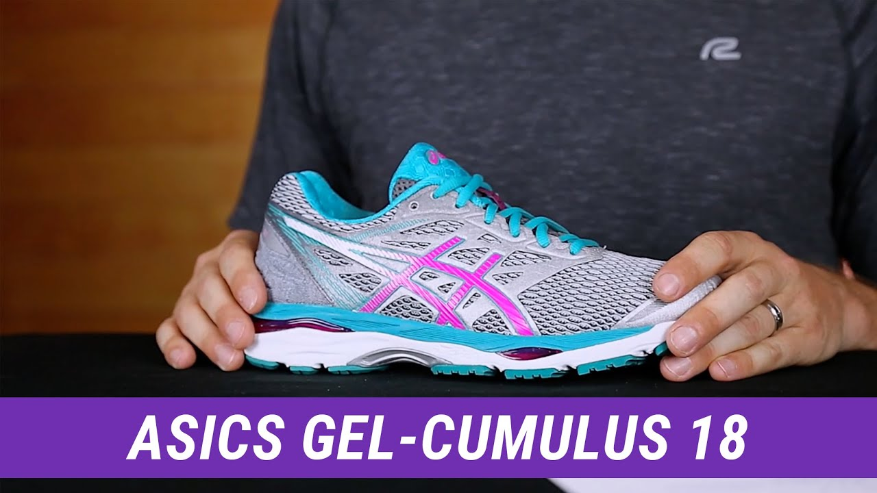 asics gel cumulus womens