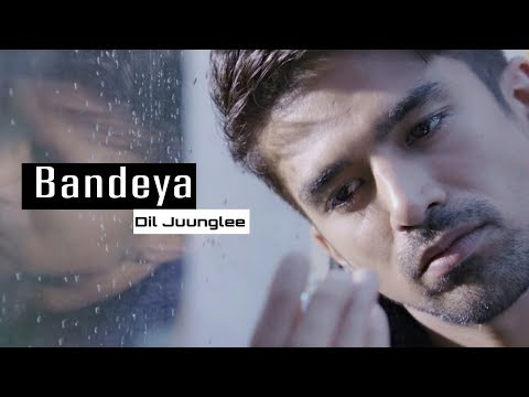 Bandeya Dil Juunglee (Official Video) | Arijit Singh | Taapsee P | Shaarib , Toshi | New Hindi Songs