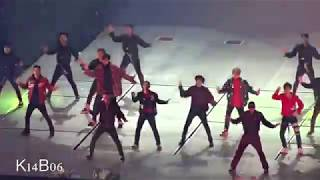 Download lagu 171125 Coming over + Run This + Drop That + Power - EXO PLANET #4 - The ElyXiOn in Seoul [직캠]