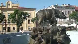 Niezwykly Swiat - Polska - Przemyśl - Rynek