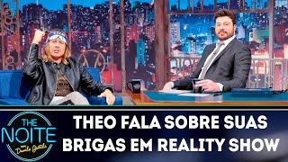 Baixar Theo fala sobre suas brigas em reality show | The Noite (11/04/19)