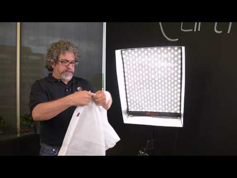 Review of Flexible Led Panel RX-18TD from Falcon Eye