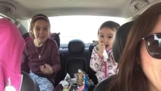 🌏🚙🌅Путешествие в Этномир на машине 29.04.17 #1С детьми путешествовать легко Советская Квартира