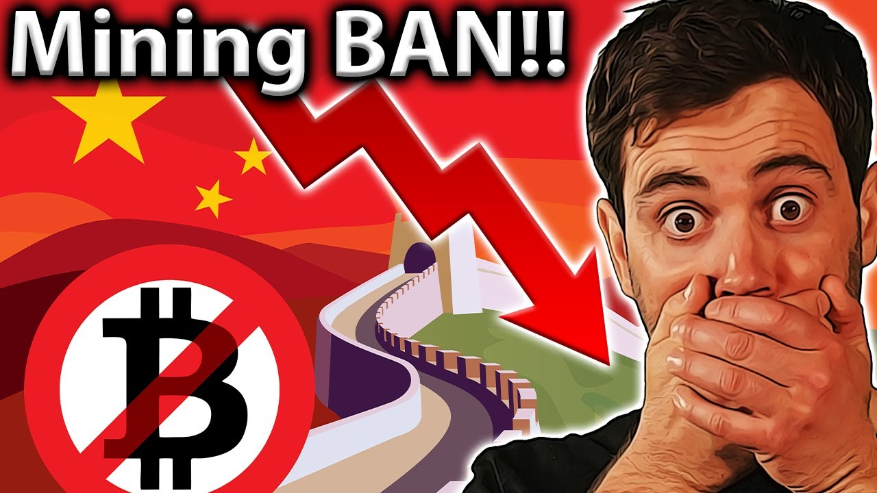 Bitcoin Mining BANNED in China!! Impact on BTC?? 😮