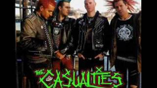 the casualties-kill the hippies