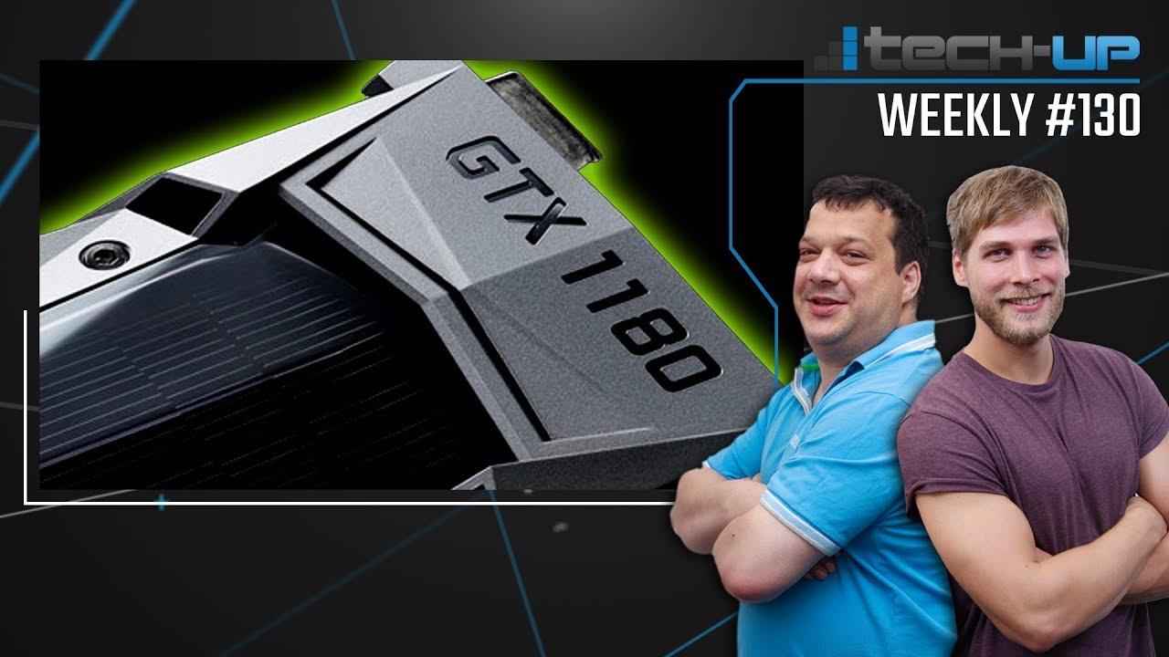 GTX 1180 - Releasedate | Ryzen 3000 & i9-9900K | Streamen ohne  Rundfunklizenz - Tech-up Weekly #130