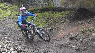 Velocitybikes - Kalavrita DH Race 2014 + Whip Contest