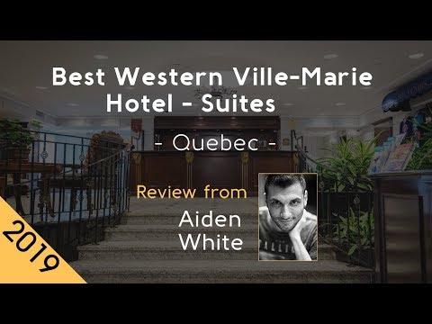 Best Western Ville-Marie Hotel - Suites 4⋆ Review 2019