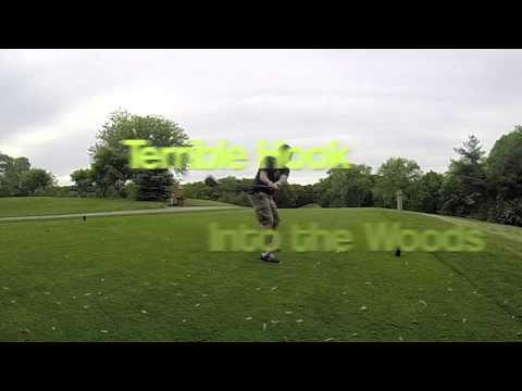 Golfing at Ackerman
