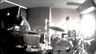 DJ vs. Drummer - Say Ahh into Breathe and Stop