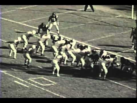 University of Detroit vs. Villanova at UofD September 30, 1956