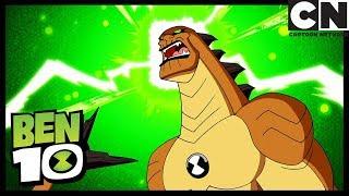 Ben 10 | Transformation Competition | Cyber Slammers | Cartoon Network