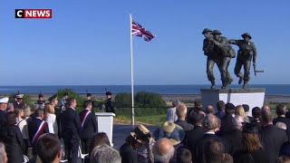 75 ans du débarquement : une journée de commémoration