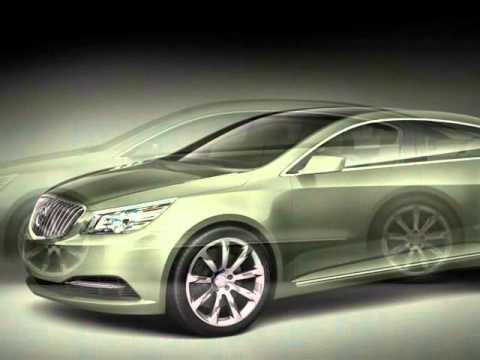 2008 Buick Invicta Concept Youtube
