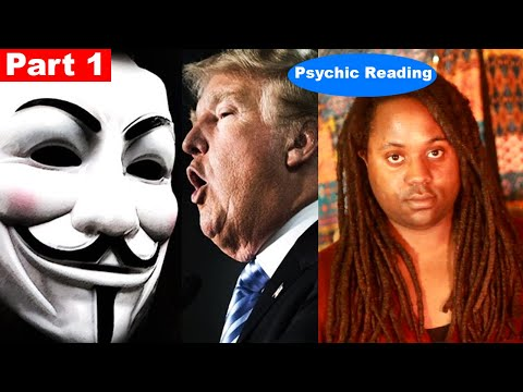 ANONYMOUS AND DONALD TRUMP PSYCHIC READING - (PART 2: MEMBERS ONLY OR VIMEO) [LAMARR TOWNSEND TAROT] - 동영상