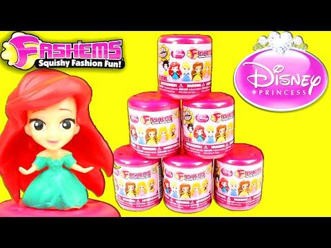 disney-princess-fashems-–-6-fash'ems-blind-bag-surprise-opening!-part-2