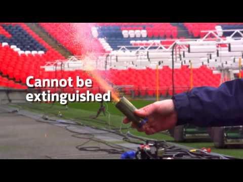 Wembley -  Pyrotechnics Training Video