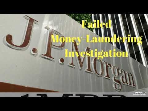 J.P. Morgan Swiss Arm Failed FINMA Investigation Into 1MDB Money-Laundering