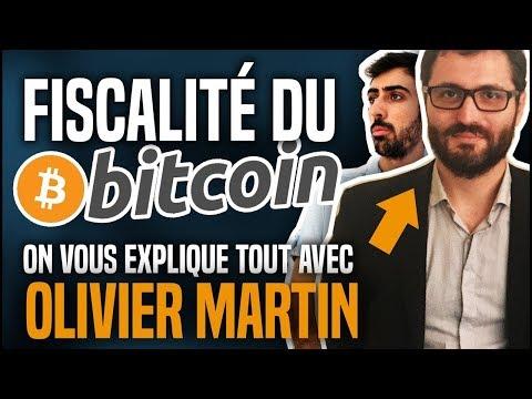 Fiscalité du Bitcoin, on vous explique tout avec Olivier MARTIN - Avocat fiscaliste (octobre 2018)