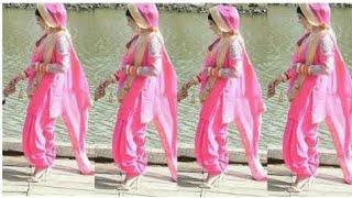 करवा चौथ/ दीपावली स्पेशल Punjabi Suits Designs For women