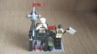 видео лего как построить базу