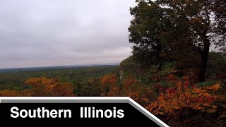 Doing all the Thİngs in Southern Illinois: Camping, Hiking, Kayaking, Fishing, Wine Tasting