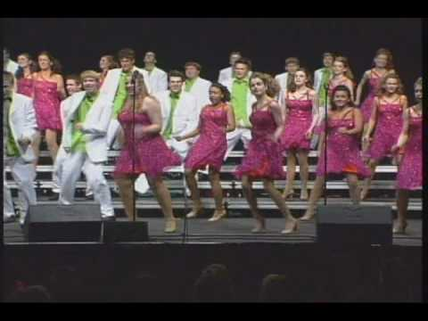WWS Classics 2010 - Get Down Medley - WWS Choral Classic