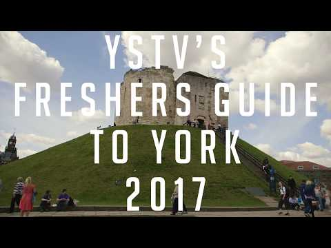 YSTV's Freshers Guide to York 2017