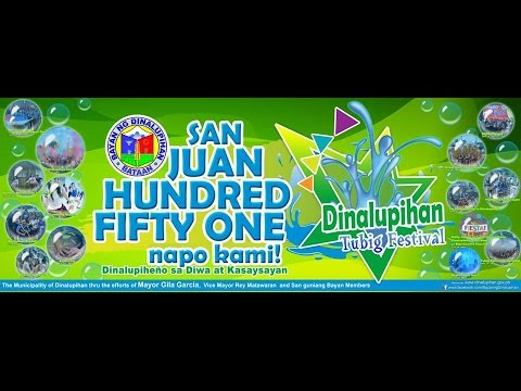 Dinalupihan Town Fiesta 2015