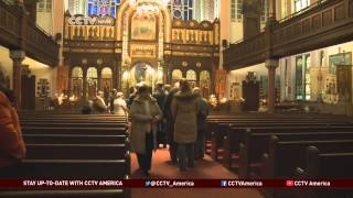 Ukrainian-Americans React to Crisis