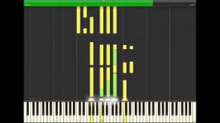 Anji dia - Piano Tutorial