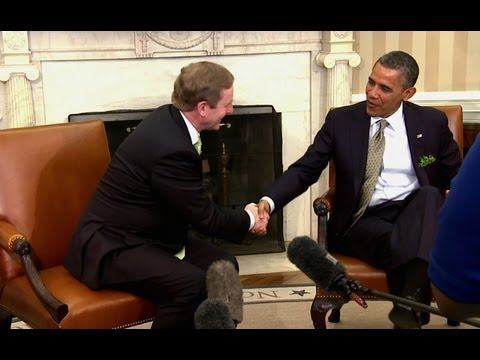 President Obama's Bilateral Meeting with Prime Minister Kenny