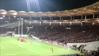 TOP 14 - 11e journée 2015 - Ambiance Stade Toulousain / RC Toulon