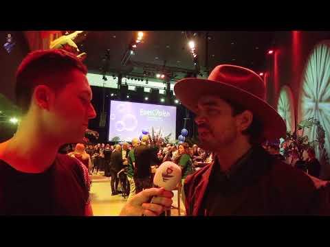 Eurovision in Concert 2018 - The Netherlands - Interview Waylon