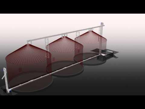 Silo Storage - JEMA AGRO