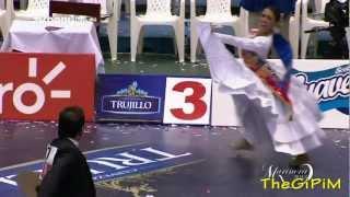 MEJOR PAREJA 2013 ( HD ) - 53 CONCURSO NACIONAL DE MARINERA 2013
