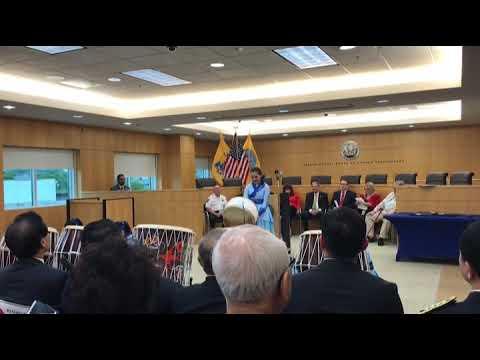 춤누리무용단 모듬북(Mega Drum Dance) Asian American & Pacific Island  Heritage Month Celebration